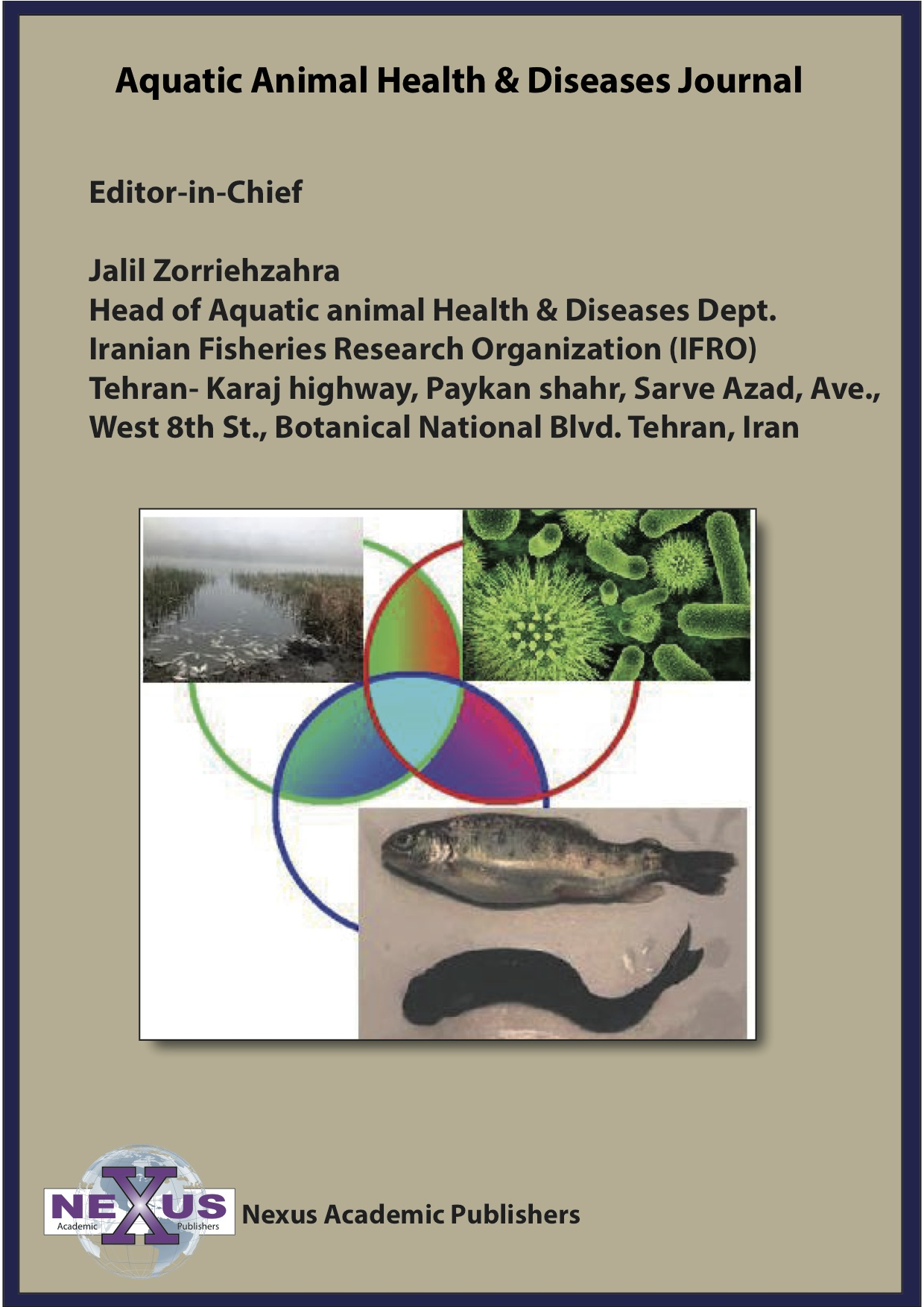 Aquatic Animal Health & Diseases Journal